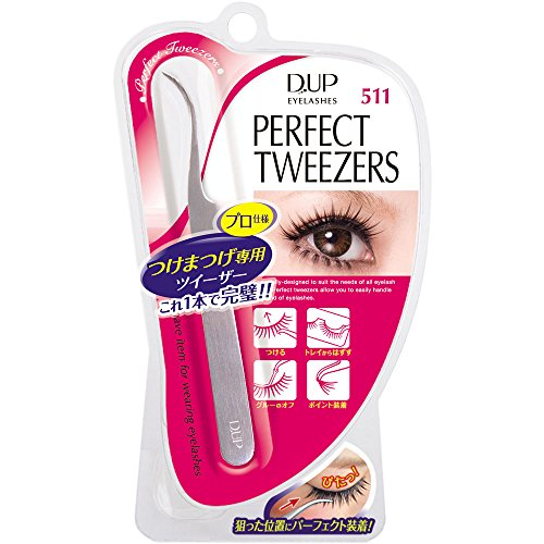 D.U.P Perfect Tweezer (False Eyelashes Only Tweezers) (Harajuku Culture Pack) von Dup