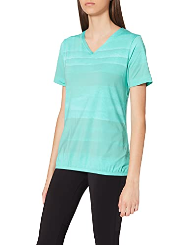 ENERGETICS Damen Cass T-Shirt, Mint Dark, 44 von ENERGETICS