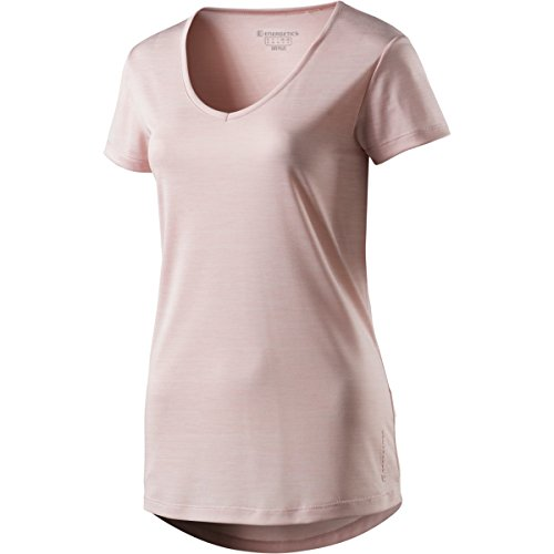 ENERGETICS Gaminel Damen T-Shirt, Rose/Melange, 36 von ENERGETICS
