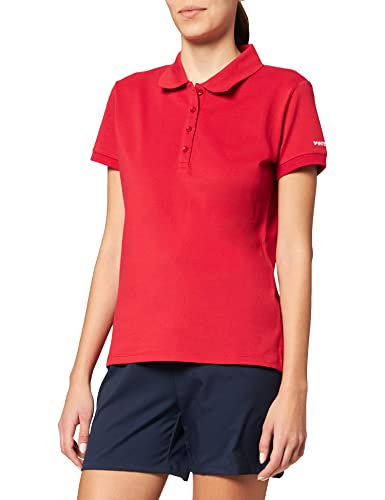 ENERGETICS Damen Ma-Polo Polohemd, Red, 34 von ENERGETICS