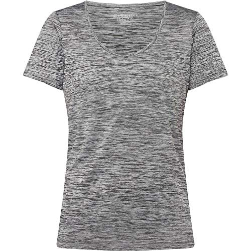 ENERGETICS Gaminel T-Shirt Damen, Black/Melange, 36 von ENERGETICS