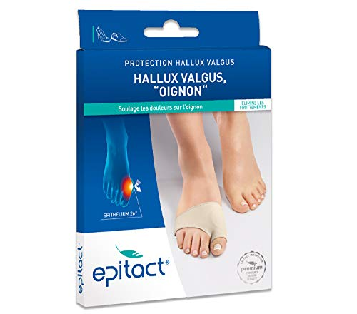 Epitact Protection for Hallux Valgus - Size : 42/44 von Epitact