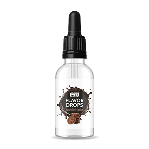 ESN Flavor Drops, Chocolate Cookie, 50ml von ESN