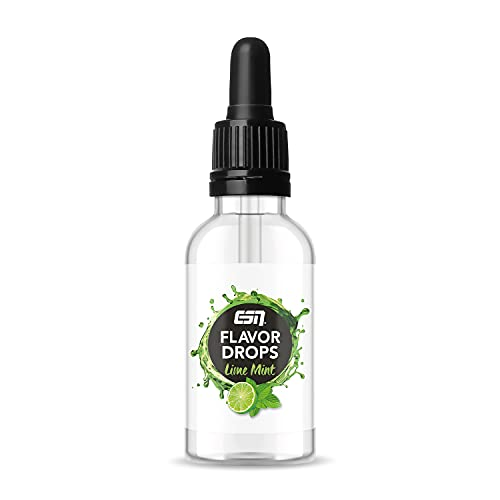 ESN Flavor Drops, Lime Mint, 50ml von ESN