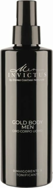 ETEREA Cosmesi Naturale Men Invictus Gold Body - 100 ml von ETEREA Cosmesi Naturale
