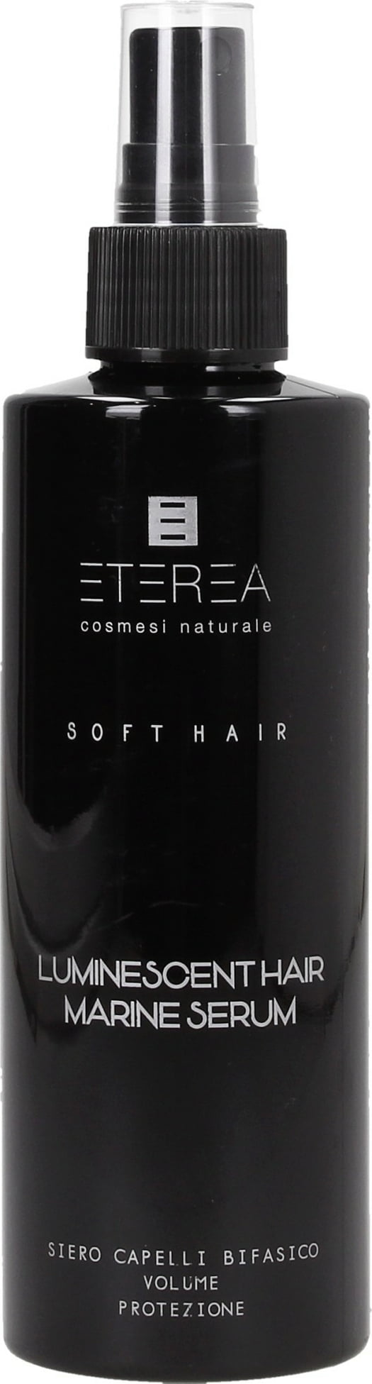 ETEREA Cosmesi Naturale Soft Hair Luminescent Hair Marine Serum - 200 ml von ETEREA Cosmesi Naturale