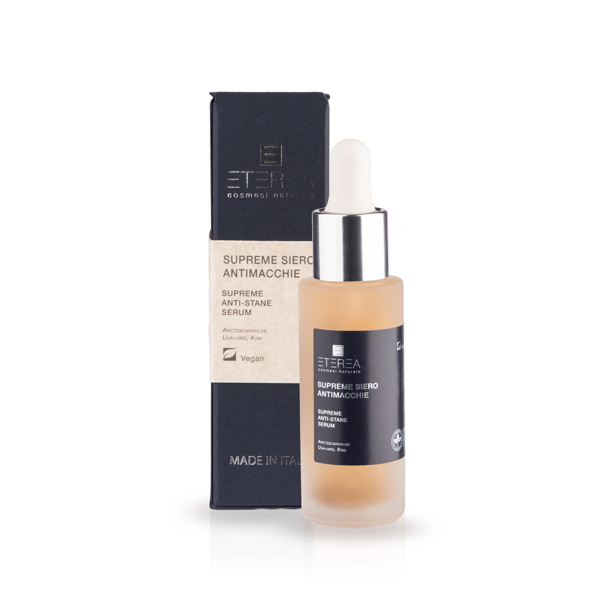 ETEREA Cosmesi Naturale Supreme Anti-Stane Serum - 30 ml von ETEREA Cosmesi Naturale