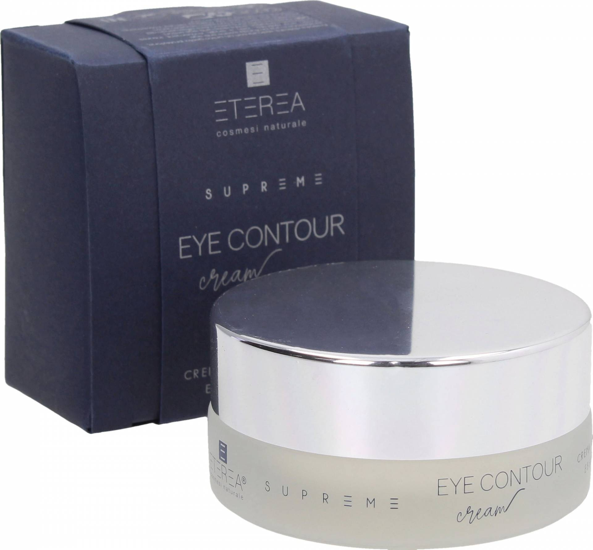 ETEREA Cosmesi Naturale Supreme Eye Contour Cream - 15 ml von ETEREA Cosmesi Naturale