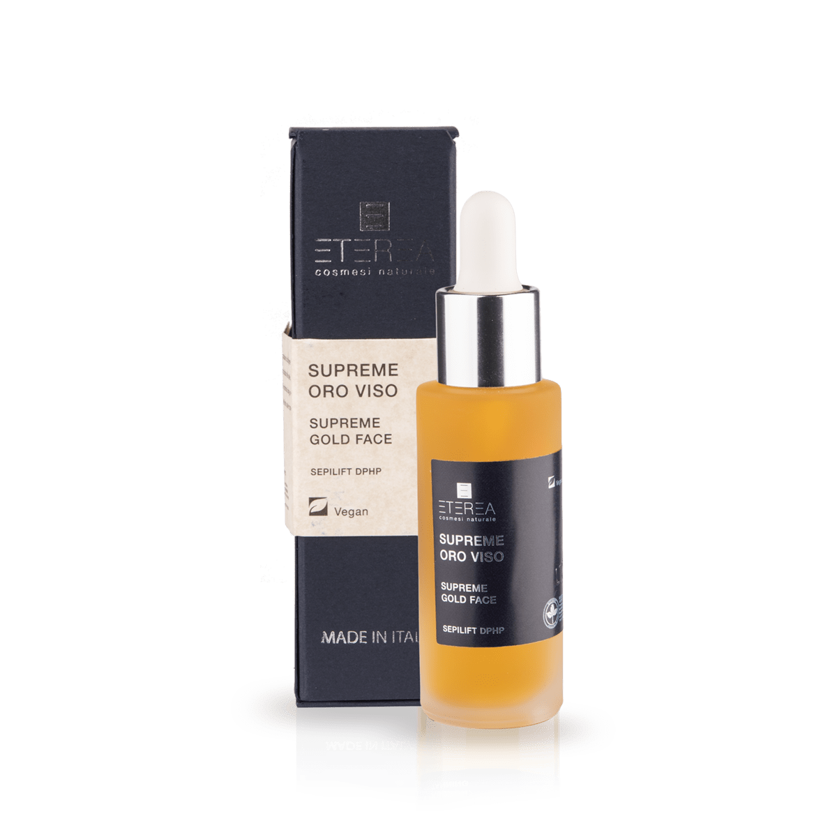 ETEREA Cosmesi Naturale Supreme Gold Face Serum - 30 ml von ETEREA Cosmesi Naturale