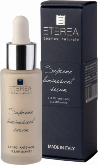 ETEREA Cosmesi Naturale Supreme Prodigious Luminescent Serum Woman - 30 ml von ETEREA Cosmesi Naturale