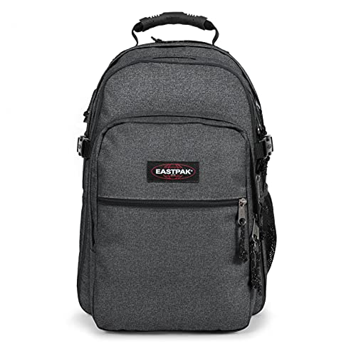 Eastpak Tutor Rucksack Black Denim von Eastpak