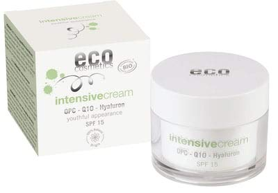 Eco cosmetics - Intensivecream LSF 15 50ml von Eco Cosmetics