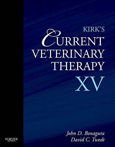Kirk's Current Veterinary Therapy XV von Saunders