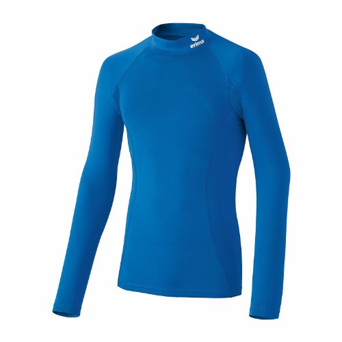 erima Uni Longsleeve Support, new royal, XXS, 325009 von Erima
