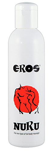 Eros Nuru Massage-Gel, 1er Pack (1 x 500 ml) von Eros