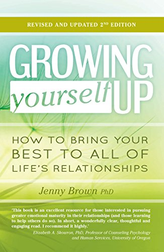 Growing Yourself Up von Exisle Publishing