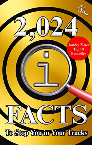 2,024 QI Facts To Stop You In Your Tracks (Quite Interesting) von Faber & Faber