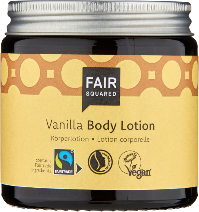 FAIR Squared Body Lotion Vanilla - 100 ml von FAIR Squared