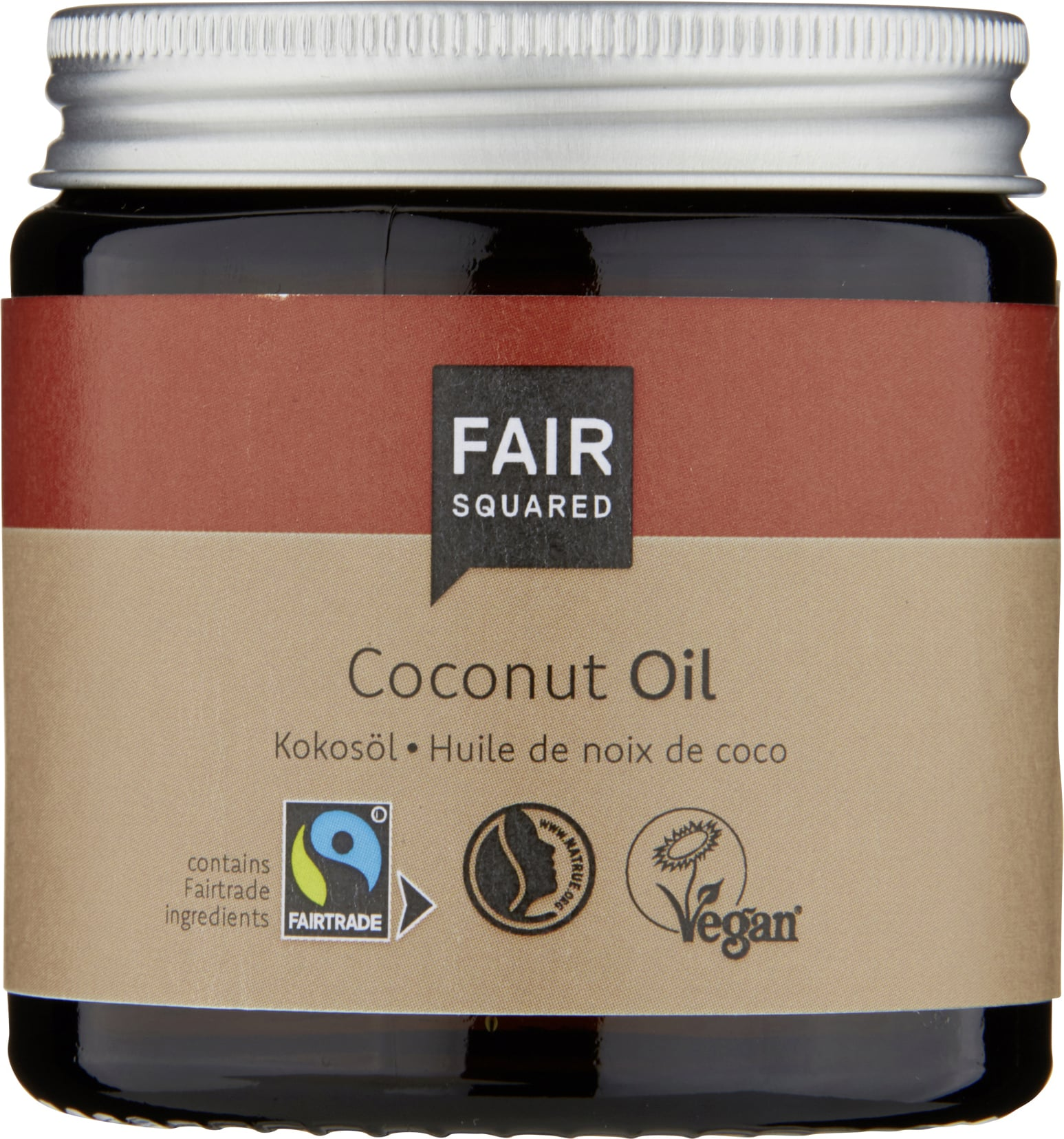 FAIR Squared Coconut Oil - 100 ml von FAIR Squared