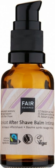 FAIR Squared Intimate After Shave Balm Apricot - 30 ml von FAIR Squared