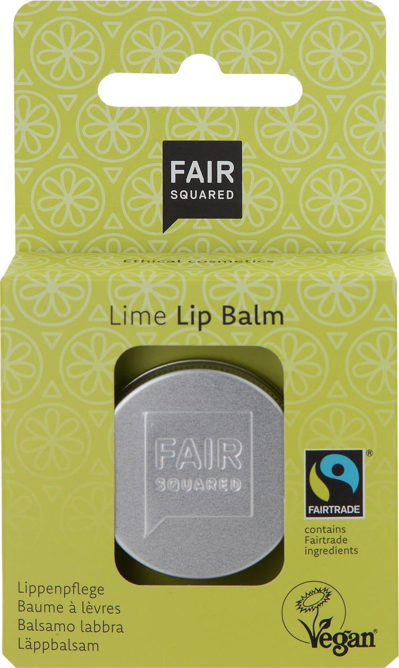 FAIR Squared Lip Balm Lime Fresh - 12 g von FAIR Squared