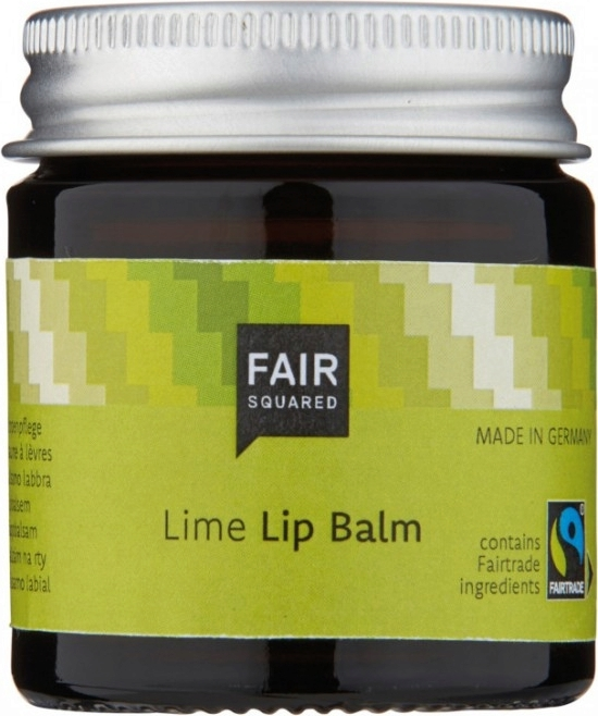 FAIR Squared Lip Balm Lime Fresh - 20 g von FAIR Squared