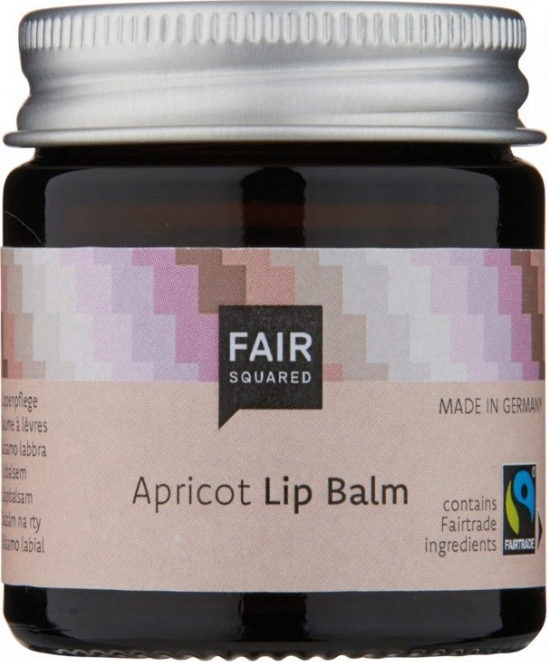 FAIR Squared Lip Balm Sensitive Apricot - 20 g von FAIR Squared