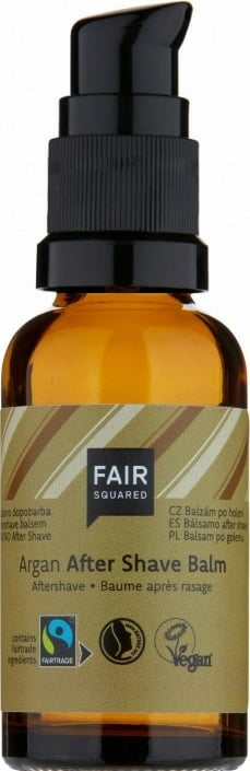 FAIR Squared Men After Shave Balm Men Argan - 30 ml von FAIR Squared
