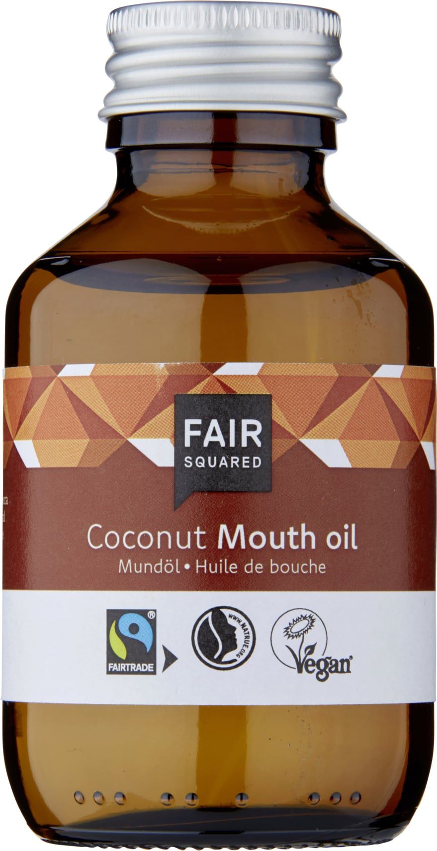 FAIR Squared Mouth Oil Coconut - 100 ml von FAIR Squared