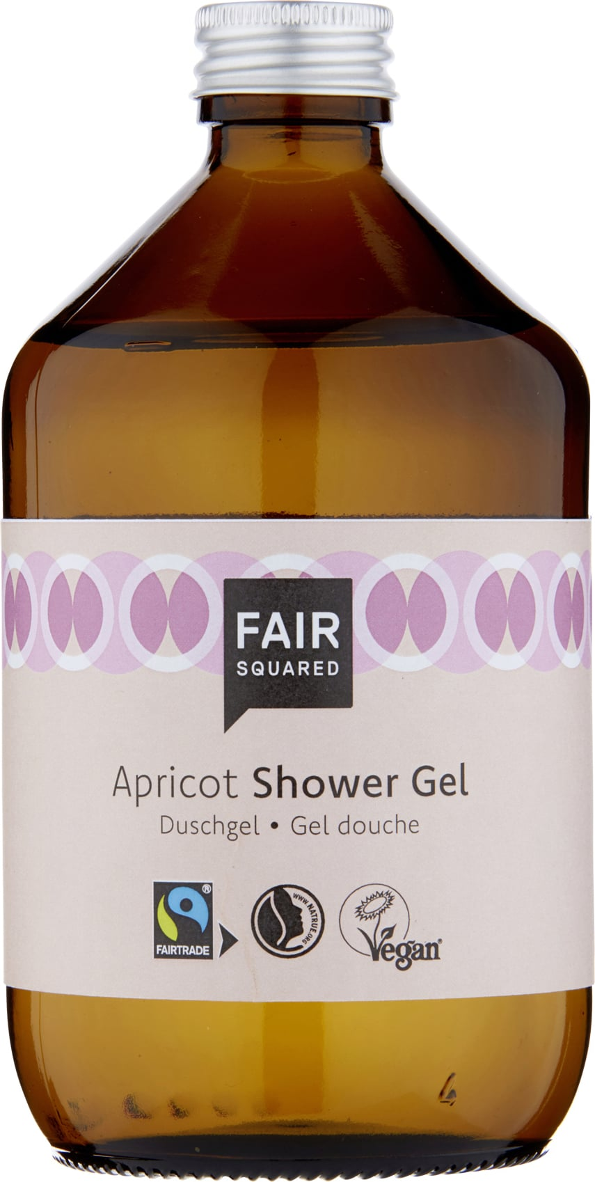 FAIR Squared Shower Gel Apricot - 500 ml von FAIR Squared