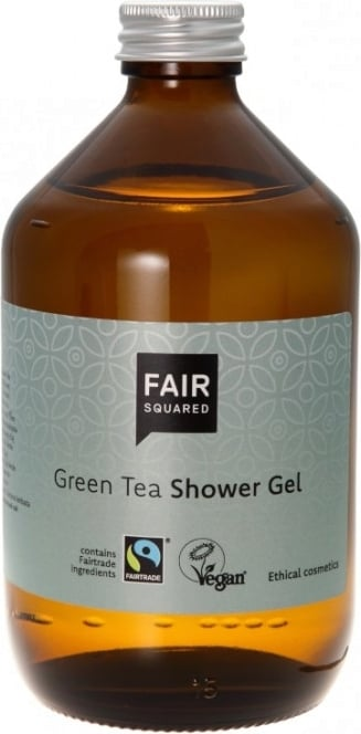 FAIR Squared Shower Gel Green Tea - 500 ml von FAIR Squared