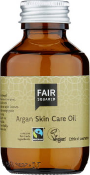 FAIR Squared Skin Care Oil Argan - 100 ml Glasflasche von FAIR Squared