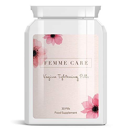 FEMME CARE PFLEGE VAGINA TIGHTENING PILLS - ADVANCED TIGHTER VAGINA MUSCLE TONE von FEMME CARE