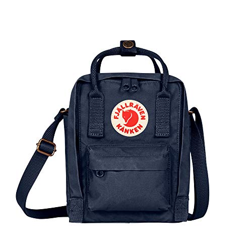 Fjällräven Unisex-Adult Kånken Sling Sports Backpack, Navy, NS von Fjällräven
