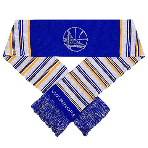 FOCO Golden State Warriors Glitter Stripe Scarf von FOCO