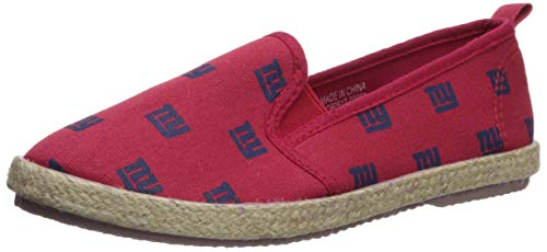 FOCO New York Giants Espadrille Canvas Shoe - Womens Small von FOCO