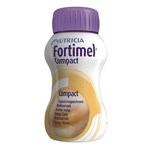 FORTIMEL Compact 2.4 Cappuccinogeschmack 8X4X125 ml von Nutricia GmbH