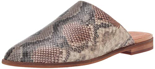 FRYE and Co. Damen Fenn Mule, Grau (Taupe Snake), 37 EU von FRYE