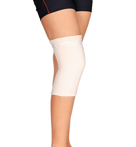 FabaCare Kniebandage Genuvit Therm 500, Kniewärmer, Bandage Knie, S - Knieumfang 28-32 cm von FabaCare