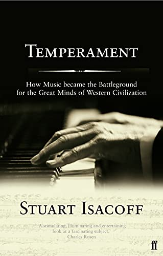 Temperament: How Music Became a Battleground for the Great Minds of Western Civilisation von Faber & Faber