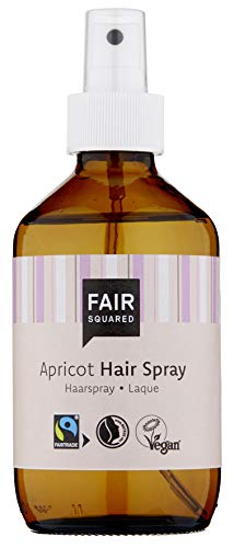 FAIR SQUARED Hair Spray Apricot 240ml ZERO WASTE von Fair Squared