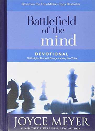 Battlefield of the Mind Devotional: 100 Insights That Will Change the Way You Think (Meyer, Joyce) von FaithWords