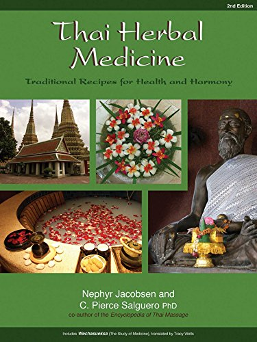 Thai Herbal Medicine: Traditional Recipes for Health and Harmony von Findhorn Press