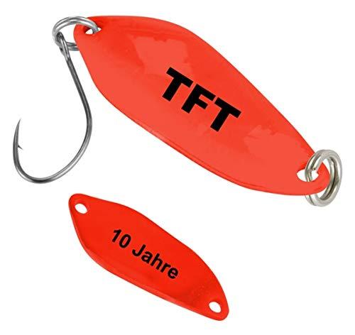Fishing Tackle Max FTM Trout New Generation Piloten 21mm Rot 8070309 Pilot Forellenpose