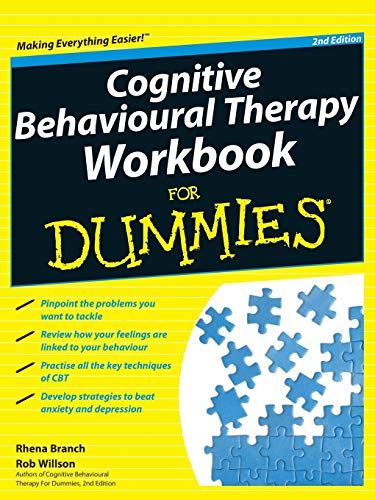 Cognitive Behavioural Therapy Workbook For Dummies, 2nd Edition von For Dummies