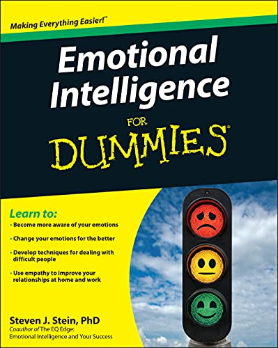 Emotional Intelligence For Dummies (Jb Foreign Imprint Series - Canada., Band 1) von For Dummies