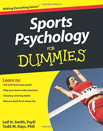 Sports Psychology For Dummies (For Dummies Series) von For Dummies