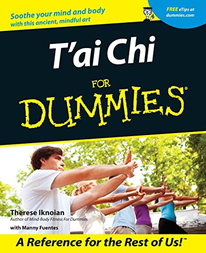 T'ai Chi For Dummies (For Dummies Series) von For Dummies