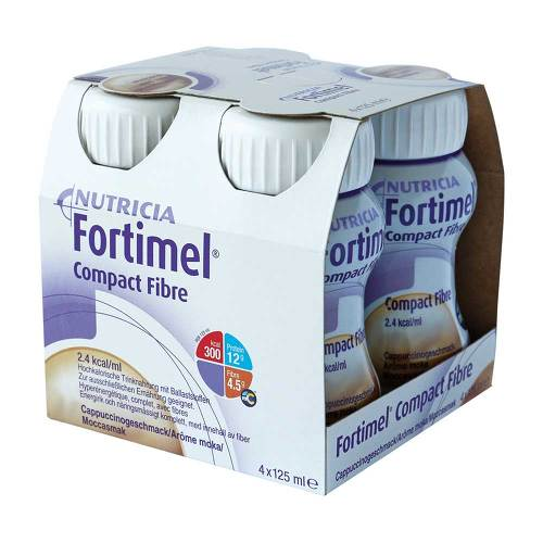 Fortimel Compact Fibre Cappuccino von Fortimel
