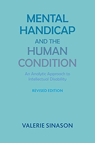 Mental Handicap and the Human Condition von Free Association Books